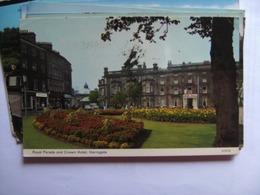 Engeland England Yorkshire Harrogate Royal Parade And Crown Hotel - Harrogate