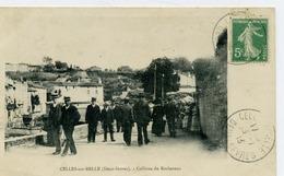 79 - CELLES SUR BELLE - Collines Du Rochereau. - Celles-sur-Belle