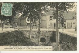 10 - VILLENAUXE / PONT DU CIMETIERE - Francia