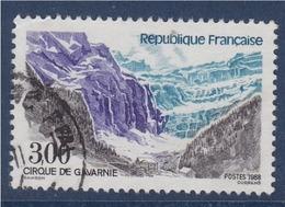 = Cirque De Gavarnie, Hautes Pyrénées N°2547 Oblitéré Série Touristique - France
