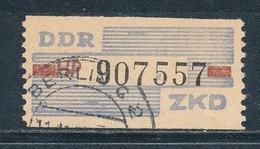 DDR Dienstmarken B 28 Kennbuchstabe HP Gestempelt Geprüft Weigelt Mi. 85,- - Official