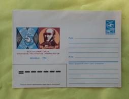 RUSSIE (ex URSS) Medecine, Entier Postal Neuf De 1986. ANATOMIE DES HISTOLOGUES EMBRYOLOGUES - Medizin