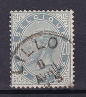 N° 39 LILLO - 1883 Leopold II.