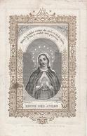 Leonardus De Lavie-waereghem 1825-1854 - Devotieprenten