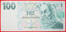 + CHARLES IV (1316-1378): CZECH REPUBLIC ★ 100 CROWNS 1997 CRISP! LOW START ★ NO RESERVE! - Tchéquie