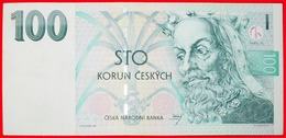 + CHARLES IV (1316-1378): CZECH REPUBLIC ★ 100 CROWNS 1997 CRISP! LOW START ★ NO RESERVE! - Czech Republic