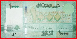 + Russia (former The USSR): LEBANON ★ 1000 POUNDS 2012 CRISP! LOW START ★ NO RESERVE! - Libanon