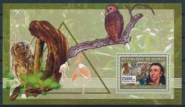 NB - [401880]TB//**/Mnh-Guinée 2006 - John James Audubon, Hiboux Et Chouettes - Uilen