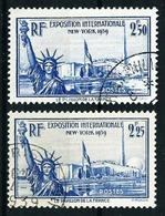 Francia Nº 426 (2 Sellos) Usado Cat.14€ - Used Stamps