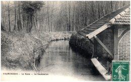 95 VALMONDOIS - La Naze - Le Sausseron - Valmondois
