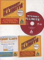 KIT DE CONNEXION INTERNET ILLIMITE + TELECOMMUNICATIONS AOL POUR 24€99/MOIS - Connection Kits
