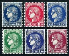 Francia Nº 372/6 Nuevo Cat.14,75€ - Unused Stamps