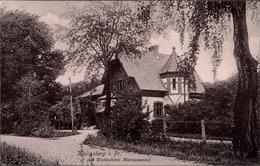 ! Alte Ansichtskarte Königsberg In Ostpreussen, Am Waldschloss Maraunenhof, 1907 - Ostpreussen