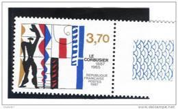 "France 2470 Neuf ** ""Le Modulor "" (cote 1,50€) - France"