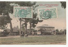 Afrique Occidentale , Dahomey , Rue De Porto Novo - Dahomey