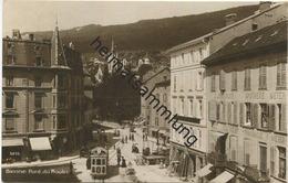 Bienne - Pont Du Moulin - Foto-AK - Edition Art. Perrochet-Matile Lausanne - BE Berne