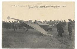 BUC Les Pionniers De L'Air Aéroplane De M. Esnault-Pelterie Pendant Ses Essais à Buc Ed. C.M. 16 - Buc