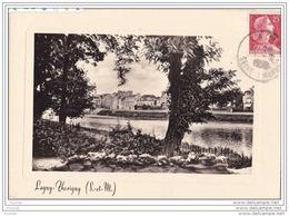 77) Lagny  Thorigny.- (Seine Et Marne) Vue Prise Du Square  - (combier) - Lagny Sur Marne