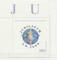 PIA - GER- 2000 : Giubileo Dell' Anno 2000 - (Yv 1919) - [7] Repubblica Federale