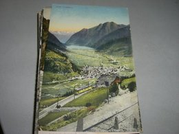 CARTOLINA POSCHIAVO - Trains