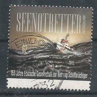 BRD 2015  Mi.Nr. 3153 , 150 Jahre Deutsche Gesellschaft Zur Rettung Schiffsbrüchiger - Gestempelt / Fine Used / (o) - BRD
