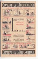 Illustrateur - Publicité - Santé Publique - Combattez La Tuberculose - Reclame