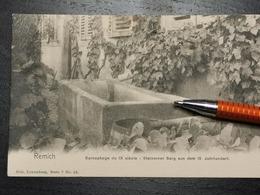 Remich, Sarcophage Du IX Siècle, Série Nels - Ansichtskarten