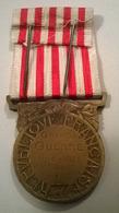 Médaille Grande Guerre 1914 - 1918 - France