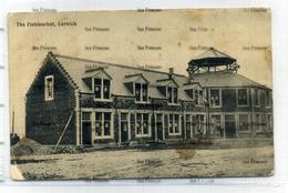 Shetland Postcard The Fishmarket Lerwick 1900s-10s Used 1907 - Shetland