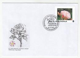 Radomlje 2017 Gardening Congress Special Cover And Postmark 1993 B190901 - Slowenien