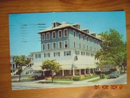 Hotel Roosevelt. Atlantic Avenue At 26th Avenue. Wildwood By The Sea. American Plan. Dexter 44333-B PM 1961 - Etats-Unis