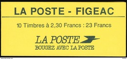LA POSTE - FIGEAC - Booklets