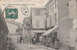 79--CHIZE--LE BUREAU DE TABAC--VOIR SCANNER - Autres Communes