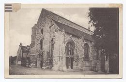 95 - LOUVRES -- L'Eglise --1939   -RECTO/VERSO - B67 - Louvres