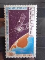 MAURITANIE  1966 Y&T N° 56 ** - SATELITTE FRANCAIS D1 - Mauritania (1960-...)