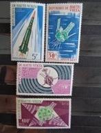 HAUTE VOLTA 1965 P.A.  Y&T N° 36 à 39 ** - SATELLITES FRANCAIS - Haute-Volta (1958-1984)