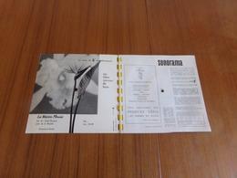 """"""" Sonorama """" N° 5, Février 1959, Le Magazine Sonore De L'actualité - Musique & Instruments"""
