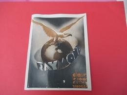 Catalogue-Tarif/ Habillement/ Chaussures/ Chaussures RAYMOND/Limoges - Poitiers/Chausse Le Monde Entier/1932   CAT254 - Altri