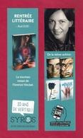 Marque Page Syros.   Florence Hinckel.   Bookmark. - Marque-Pages