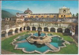 GUATEMALA, ANTIGUA - Ruinas Iglesia La Merced  1979   Nice Stamps - Guatemala