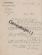03 1397 JALIGNY ALLIER 1917 Chaussures J. DUTOUR Bottier A TIXIER - France