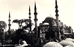 "CPSM  TURQUIE / ISTANBUL ""Mosquée Süleymaniye"" - Turquie"