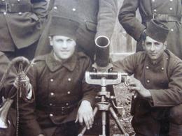 ☛1er Régiment étranger De Cavalerie-Années(±)20/3/31 MANŒUVRES Du C.I.D.GROUPE D'ENGINS CARPIAGNE PHOTO CHENOZ MARSEILLE - Guerre, Militaire