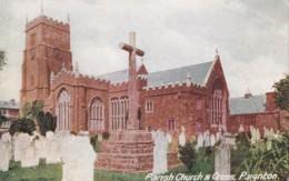 AR67 Parish Church And Cross, Paignton - Paignton