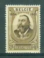 BELGIE - OBP Nr 385 - Peter Benoit - MH* -  Cote 6,00 € - Belgium