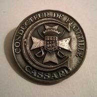 Broche Militaire / MARINE / Conducteur De Flotille CASSARD - France