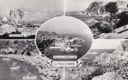 AM54 Ilfracombe Multiview - RPPC - Ilfracombe