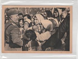 Cartolina - Mussolini In Sardegna - Personaggi Storici