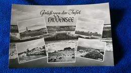 Gruss Von Der Insel Hiddensee Germany - Hiddensee
