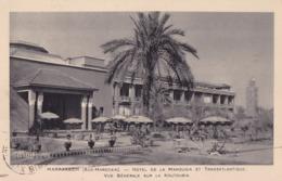 MARRAKECH LOT DE 31 CPA CPSM TOUTES DIFFERENTES - Marrakech